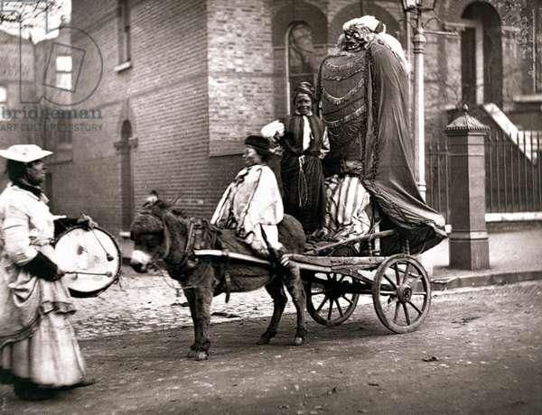 November Effigies, from 'Street Life in London', 1877-78 (woodburytype)
