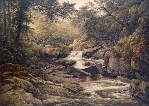 Rhiadr Ddu, near Maentwrog, North Wales