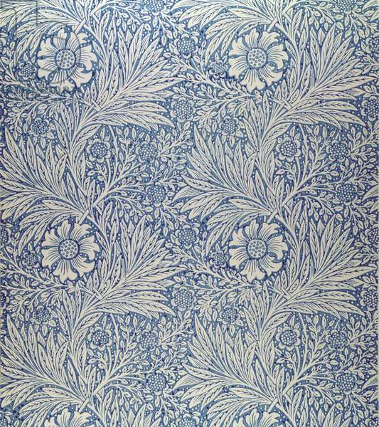 'Marigold' wallpaper design, 1875