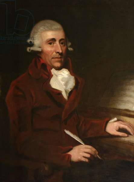 Franz Joseph Haydn, c.1800 (oil on canvas)
