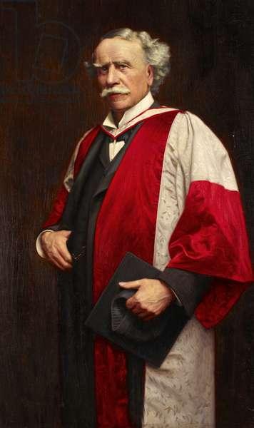 William Hayman Cummings, c.1915 (oil on canvas)