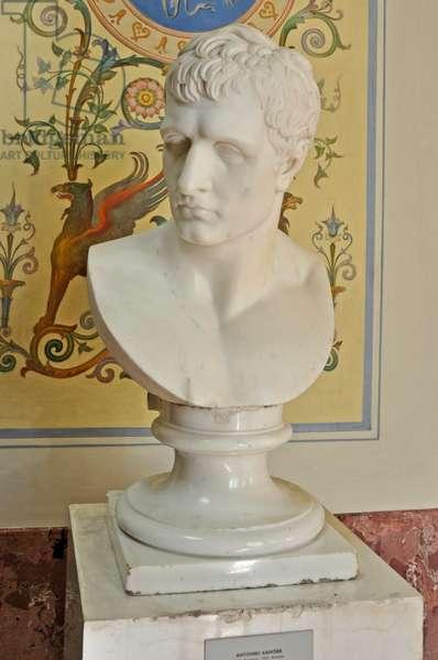 Napoleon Bust by Antonio Canova (1757)