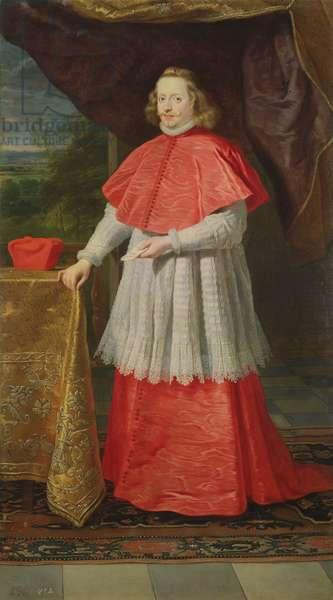The Cardinal Infante, 1639 (oil on canvas)