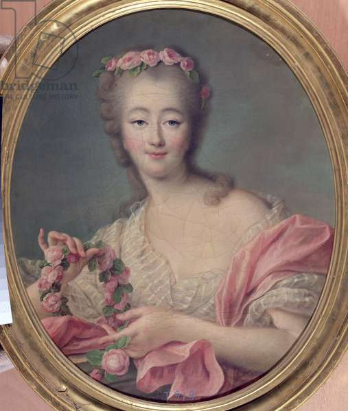 Madame du Barry, 1770