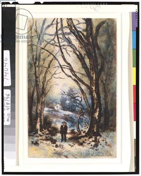 Landscape, 1901-15 (w/c on paper)