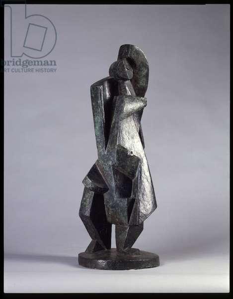 Bather, c.1919 (bronze)