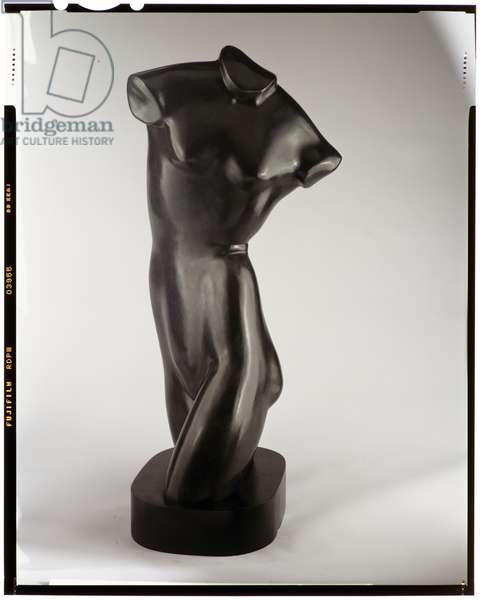 Turning Torso, 1921 (bronze)