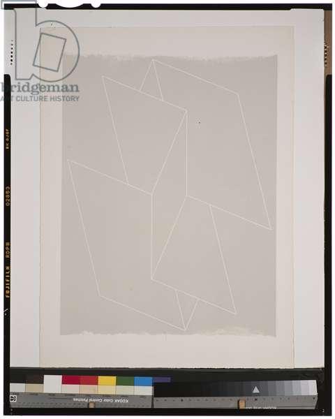 Interlinear N 32 gr., June 7, 1962-June 11, 1962 (litho)