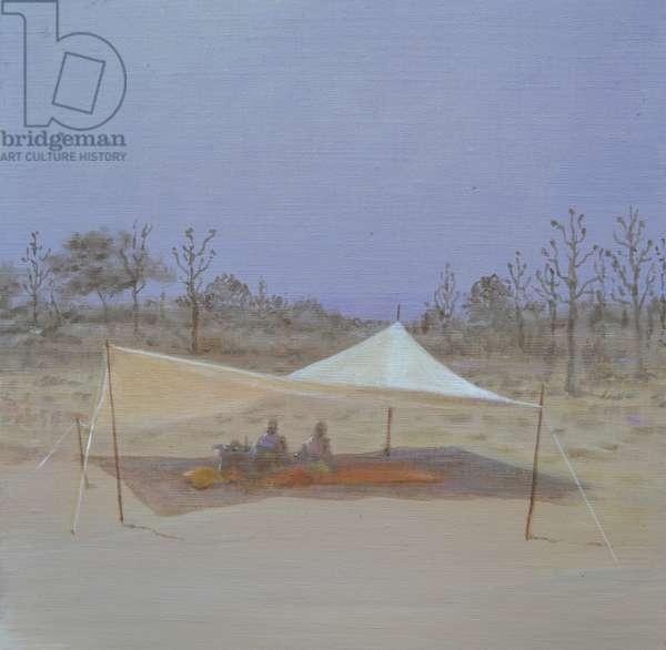 Tea in the Tent
