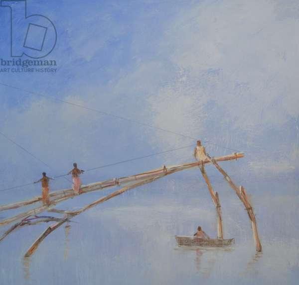 Fishing Nets Cochin, 1