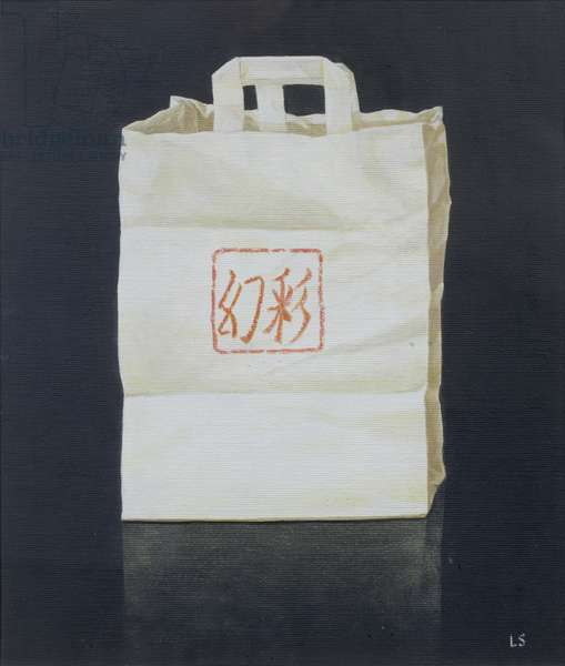 Chinese Takeaway, 2004 (acrylic on paper)