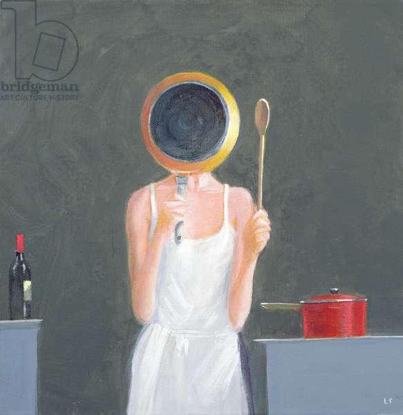 Masterchef, 2005 (acrylic)