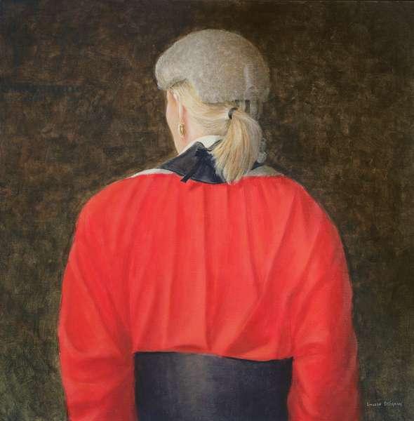 High Court Judge, 2005 (acrylic)