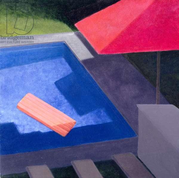 Lilo, 2004 (acrylic on canvas)