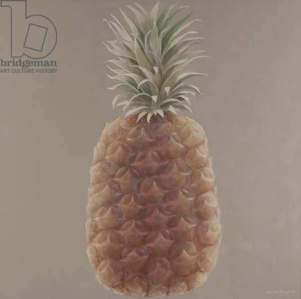 Pineapple, 2012 (acrylic on canvas)