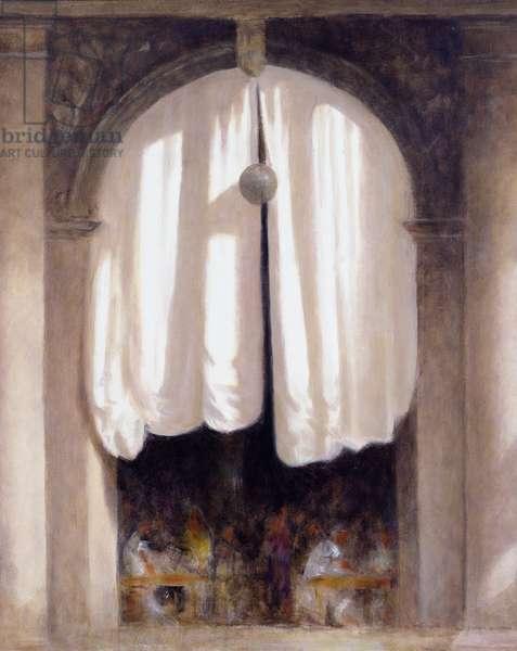 Florians, Venice (2) 2005 (acrylic) (see also 244084)