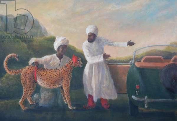 Coaxing cheetah into a Jaguar