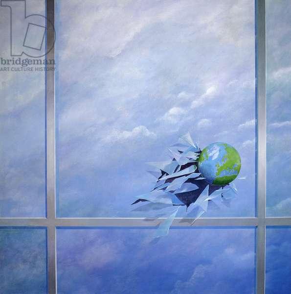 World Breaking Glass