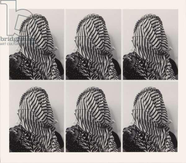 Applicant Photos (Migrants) #1, 2017 (inkjet print)