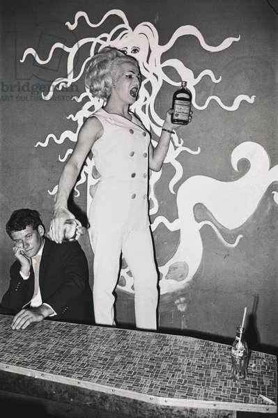 The Catacombs, 21 November 1967, 1967-2011 (gelatin silver print)