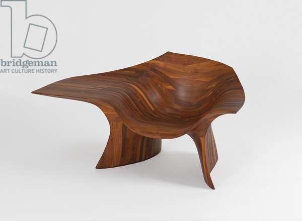 Edition chair, 1969-1973 (walnut)