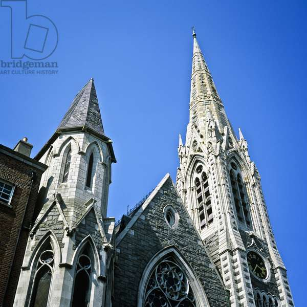 St Patrick's Cathedral, Dublin (photo)