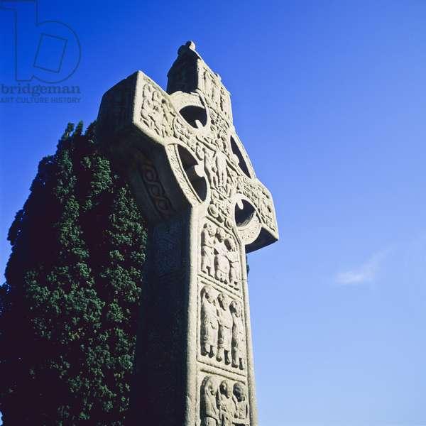 Muiredach's Celtic South Cross (photo)