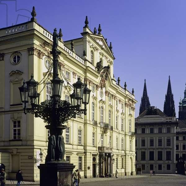 Sternberg Palace, Prague, Czech Republic (photo)