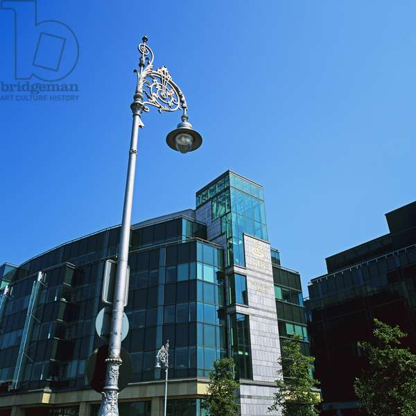 AIB Allied Irish Bank International Centre Headquarters Building, Dublin (photo)