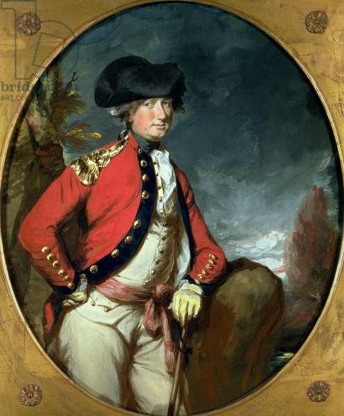 Charles, 1st Marquess Cornwallis (1738-1805) (gouache on paper)