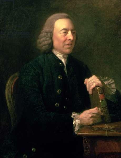 Benjamin Stillingfleet (1733-1810) (oil on canvas)