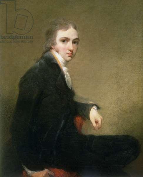 Self Portrait, 1787-88 (oil on canvas)