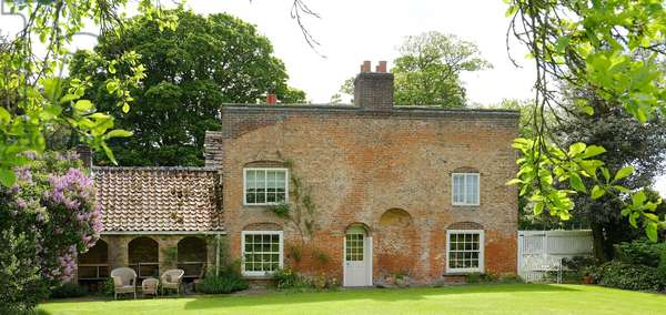 West end, Shandy Hall (photo)