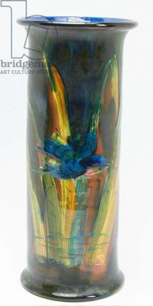 Vase, c.1926-30 (earthenware, glaze)