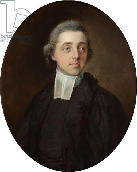 Reverend Wadham Pigott, c.1765 (oil on canvas)