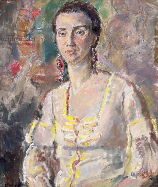 Mamba's Daughter, 1933 (oil on canvas)