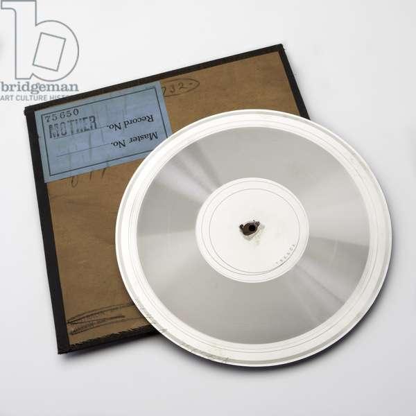 Master Record