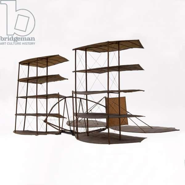 Chanute Glider Model