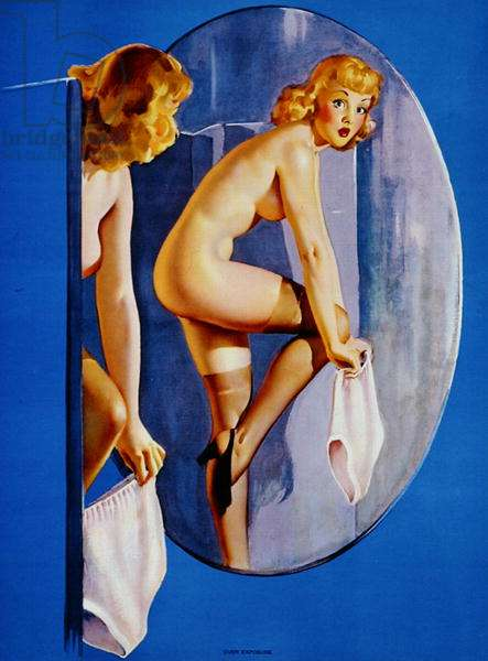 Over Exposure, printed by U.I. Co., NY, c.1942 (colour litho)