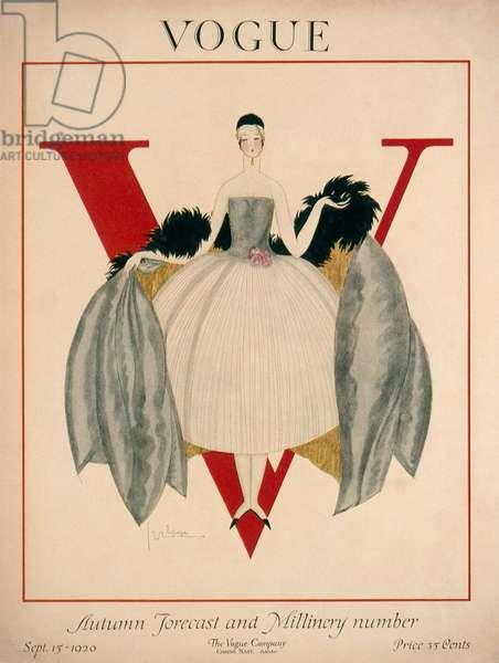 Vogue (colour litho)