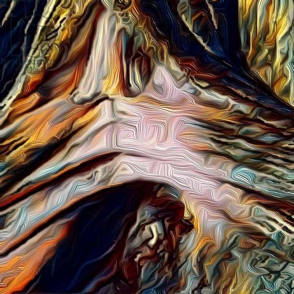 Tripod, 2021 (digital)