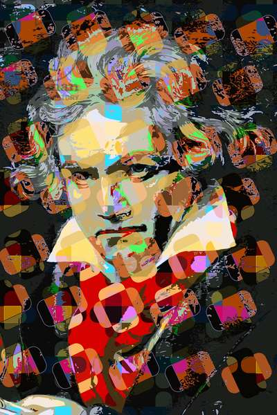 Ludwig van Beethoven (digital)