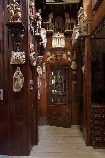 The Monk's Parlour, Sir John Soane's Museum, London (photo)