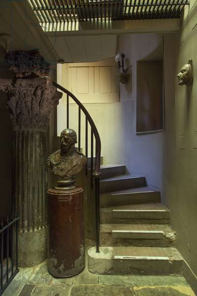 The Egyptian Crypt, Sir John Soane's Museum, London (photo)