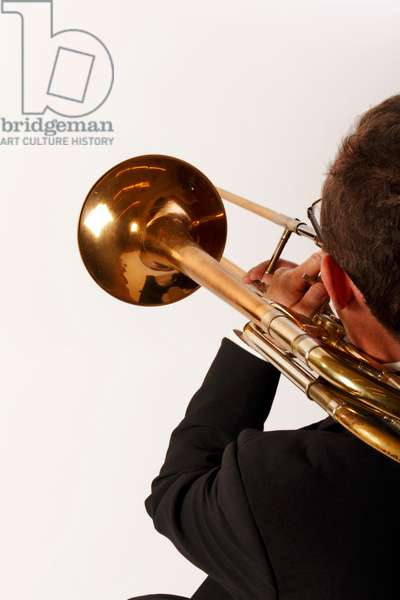 Tenor Trombone player