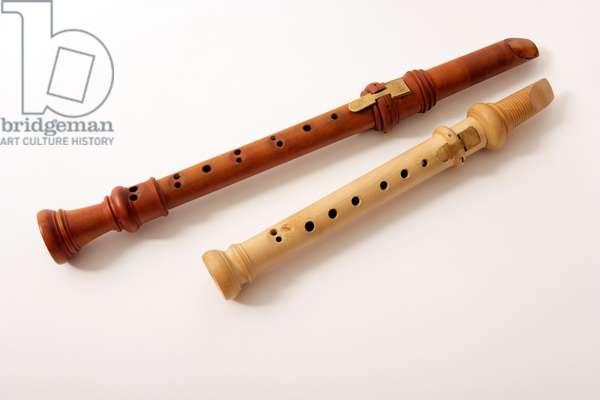 Chalumeau, chalumeaux, baroque and classical period woodwind instruments