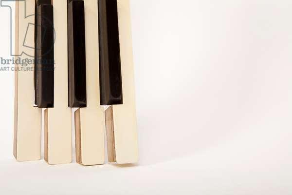 Graphic image of Piano keys - generic