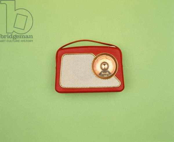 Vintage Transistor Radio (photo)