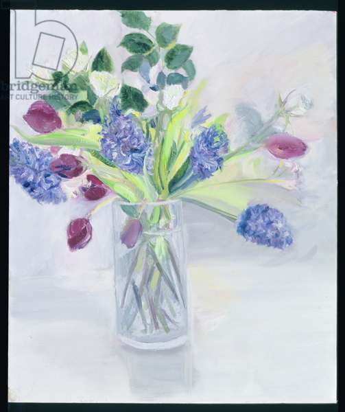 Bouquet/Mixed Bunch, 2005 (oil on canvas)