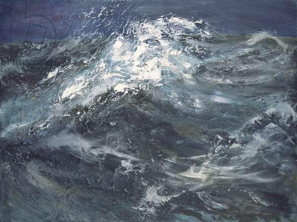 Big Sea, May, 2005 (oil on canvas)
